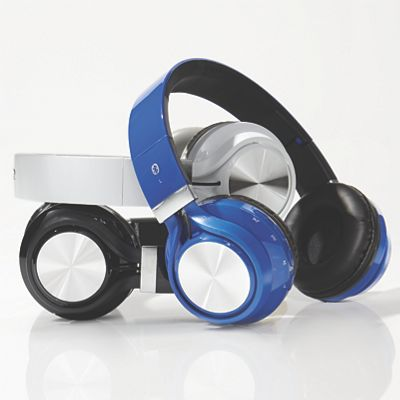 Over-The-Ear Wireless Headphones by iLive