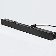 usb speaker sound bar by dell