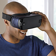 gear vr smart headband by samsung