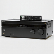 5 2 channel audio video receiver by sony