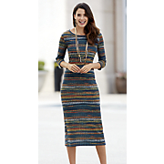 marvella column dress