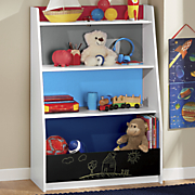 kaleidoscope storage bookcase by cosco
