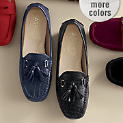 croco loafer
