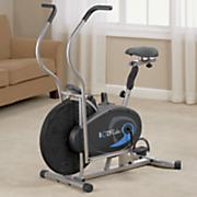 upright fan bike by body flex sport