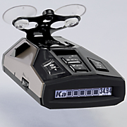radar laser detector with voice alert by cobra 53