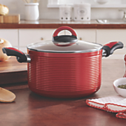 ribbed 5 5 qt  dutch oven with lid by ginny s
