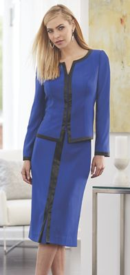 Leona Skirt Suit