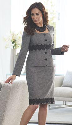 Araina Skirt Suit
