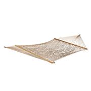 bliss oversized rope hammock