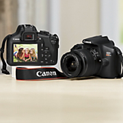rebel 18 mp digital slr camera by canon