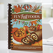 fun fall foods cookbook