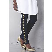 tamera lace up skinny jean