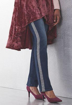 Tamera Straight Leg Jean