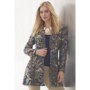 danine jacquard jacket