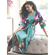 mystic mirage robe gown set