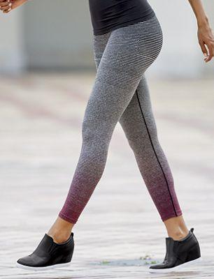 Seamless Stripe Legging