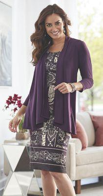 Kaye Jacket Dress