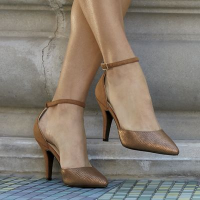 Dino Ankle-Strap Shoe by Andiamo