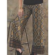 copperhead print pant