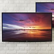 55  4k led smart tv by lg