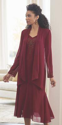 Ruby 2-Piece Jacket Dress