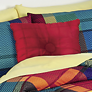 rockford plaid accent pillow