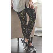 fancy velour legging 7