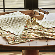 jocelyn runner and set of 4 placemats