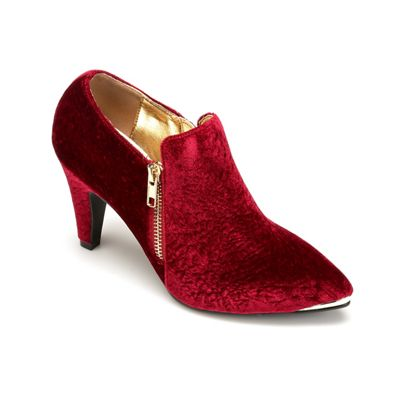Grace Velvet Shoe by Bellini
