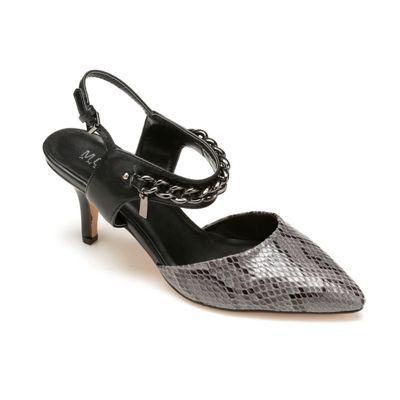 Riley Ankle Strap by Monroe and Main