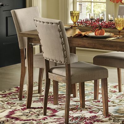 Set of 2 Provence Dining Chairs