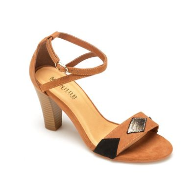 Diamond Girl Ankle Strap by Monroe and Main