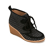 rosa wedge bootie by bass