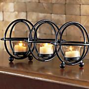 geo candleholder