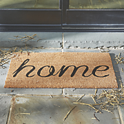 home outdoor mat   28  x 17