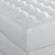 optimum loft layered topper by sensorpedic