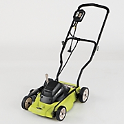 14  corded electric mower by earthwise