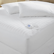 electric mattress pad by sensorpedic