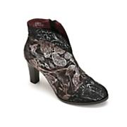 lidia bootie by spring footwear
