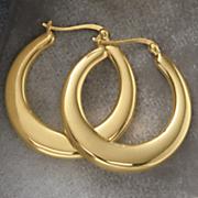 flat hoops