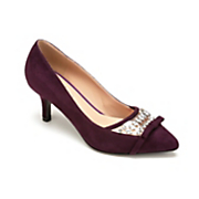 teardrop pump by midnight velvet