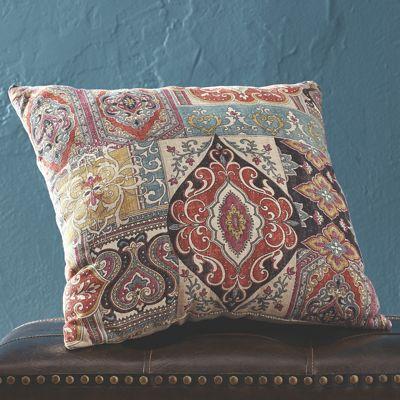 Morocco Print Pillow