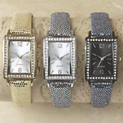 glitter strap watch 6