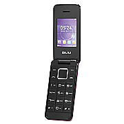 2 4  unlocked diva flip phone by blu