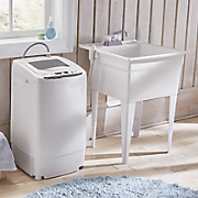 compact top load washing machine