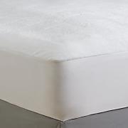 microplush top warming mattress pad