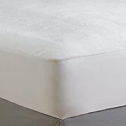 microplush top warming mattress pad