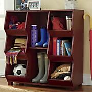 8 cubby storage unit