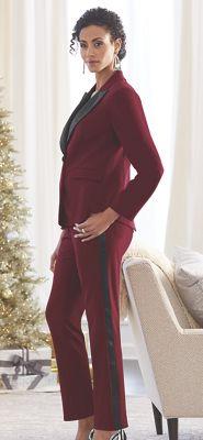 Charlize Tuxedo Suit