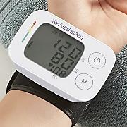 wrist blood pressure monitor by smartheart